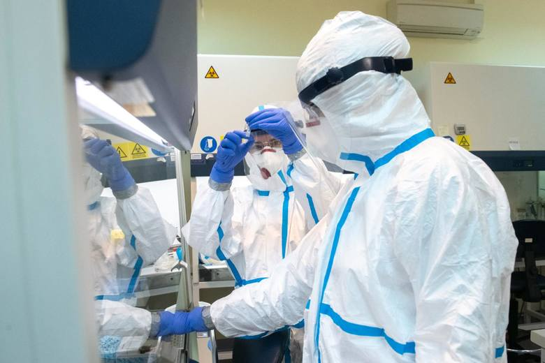 Cztery nowe przypadki zakażenia koronawirusem w Podlaskiem