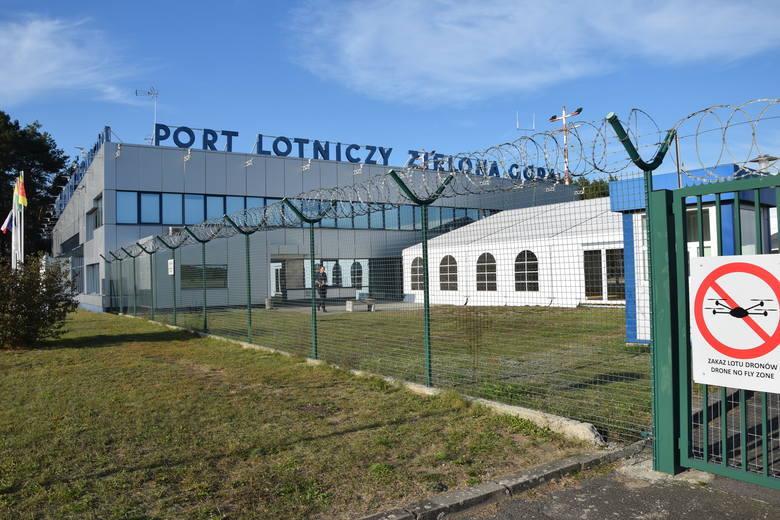 Port Lotniczy Zielona Góra Babimost