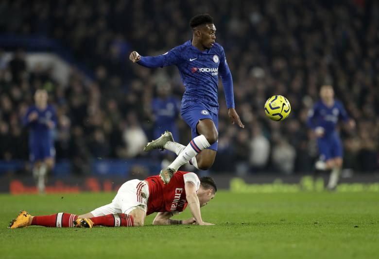 Podział punktów w derbach Londynu! Bramkowy remis Chelsea z Arsenalem (WIDEO)