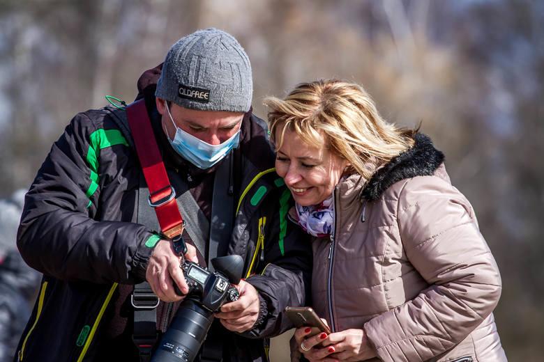 Morsowanie w Parku Lisiniec w Częstochowie, 14 marca 2021 rokuZobacz kolejne zdjęcia. Przesuwaj zdjęcia w prawo - naciśnij strzałkę lub przycisk NAS