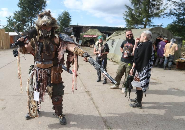OldTown w Stargardzie. To największy postapokaliptyczny festiwal w Europie.