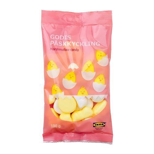 Słodycze GODIS PÅSKKYCKLING mogą być skażone