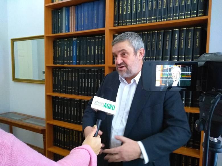 Rozmowa z ministrem Ardanowskim o rynku trzody chlewnej. Jaka przyszłość? [wideo]