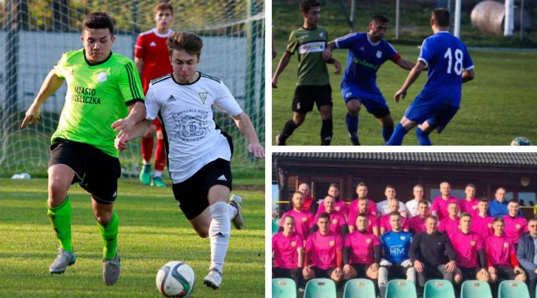 Wieliczka. TOP 10 drużyn piłkarskich z powiatu wielickiego