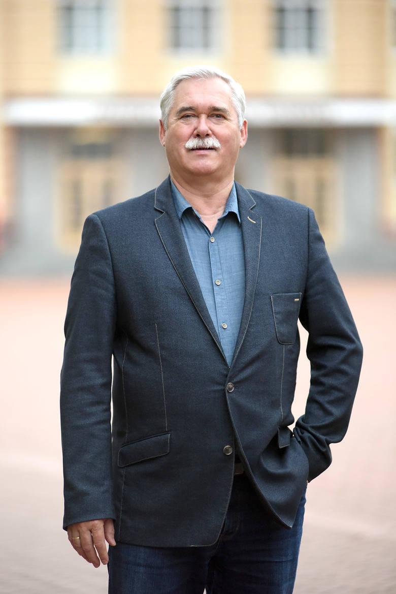 dr hab. Jerzym Kojkołem