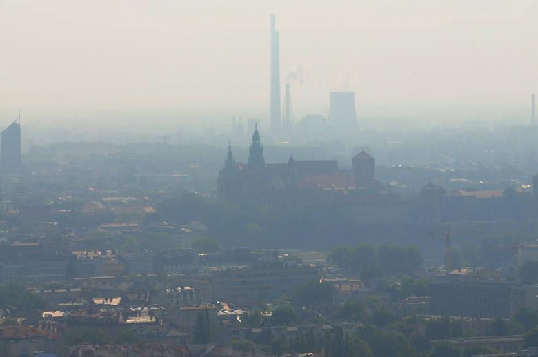 Ranking miast, gdzie powietrze jest najbardziej zanieczyszczone. Kraków już nie jest liderem smogowego rankingu