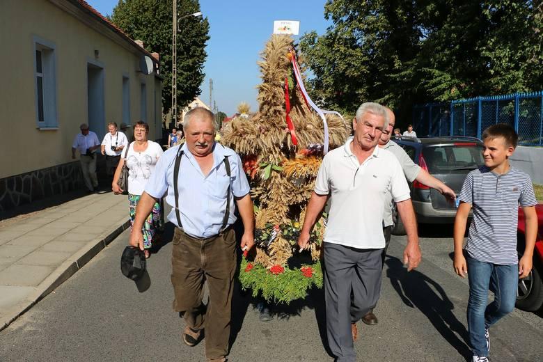 Tak bawili się rolnicy na dożynkach w Bukowcu