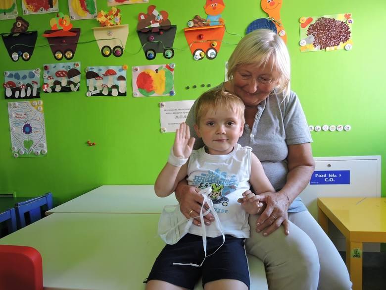 Fundacja Iskieria wyremontował oddział onkologiczny w Chorzowie