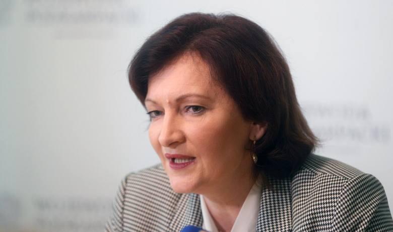 Ewa Leniart.