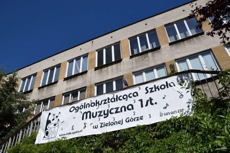 Tak będzie wyglądać nowa Szkoła Muzyczna, do nowego obiektu włączony zostanie budynek dawnego Domu Harcerza przy ul. Dzikiej
