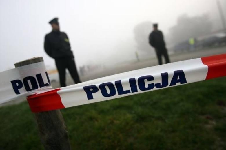 Okrutna zbrodnia w Aleksandrowie Łódzkim
