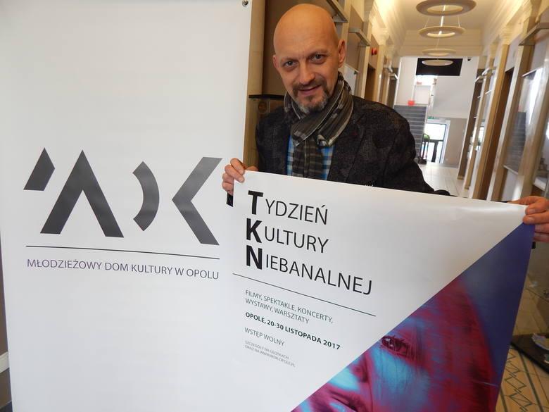 Przy okazji zbliżającej się imprezy Młodzieżowy Dom Kultury w Opolu prezentuje nowe logo.