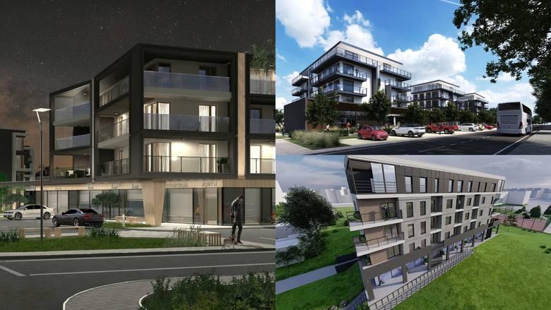 W Busku-Zdroju mamy nienotowany w historii boom budowlany, który całkowicie zmieni oblicze miasta. Powstaje tu obecnie 26 bloków i apartamentowców, oraz