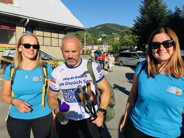 Pokonał 500 kilometrów w górach piechotą, żeby pomóc dzieciom