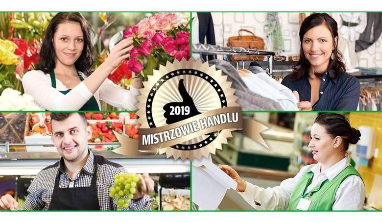MISTRZOWIE HANDLU Wybieramy najsympatyczniejszych sprzedawców, najlepsze sklepy i kwiaciarnie