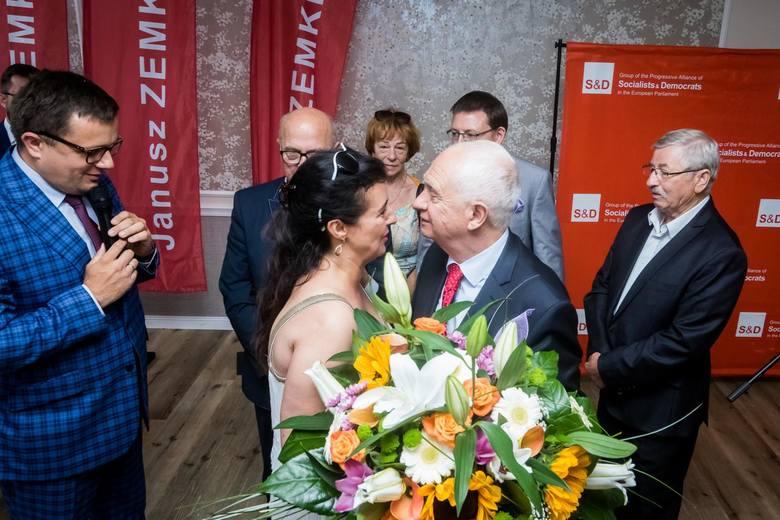 W piątek (28 czerwca 2019 r.) europoseł Janusz Zemke, po 10 latach, zakończył swoją pracę w Parlamencie Europejskim. Oficjalnie pożegnał się z pracownikami