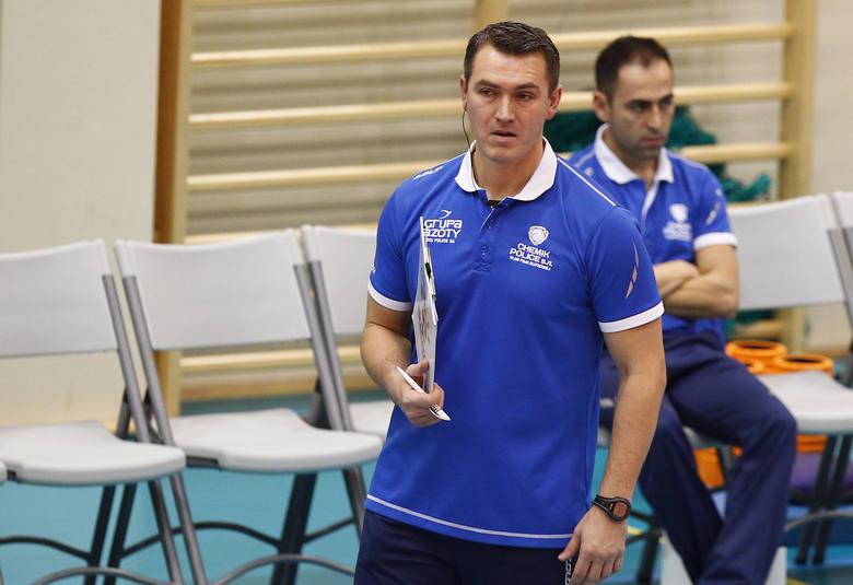Pod wodzą Mariusza Wiktorowicza Chemik awansował do ekstraklasy.