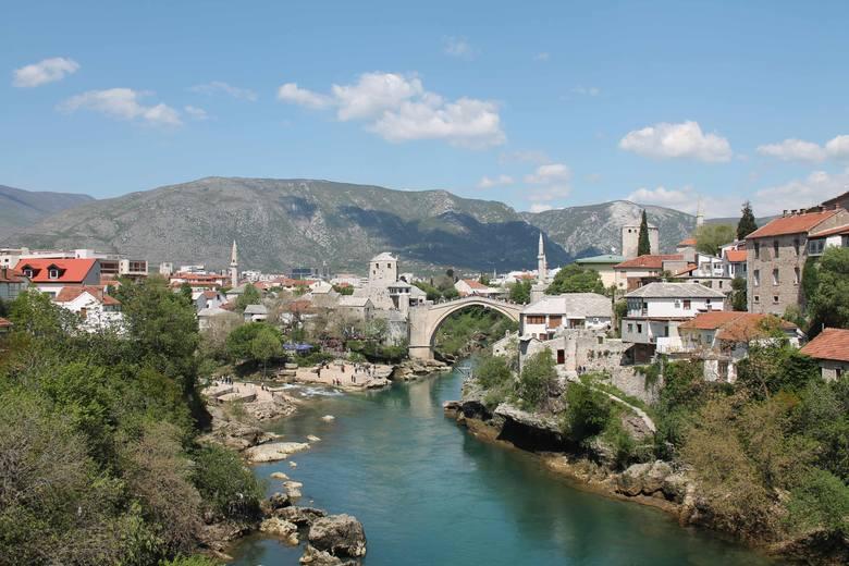 Podczas wojny most został zniszczony - dla odmiany - przez chorwackich katolików. Po wojnie został odbudowany.