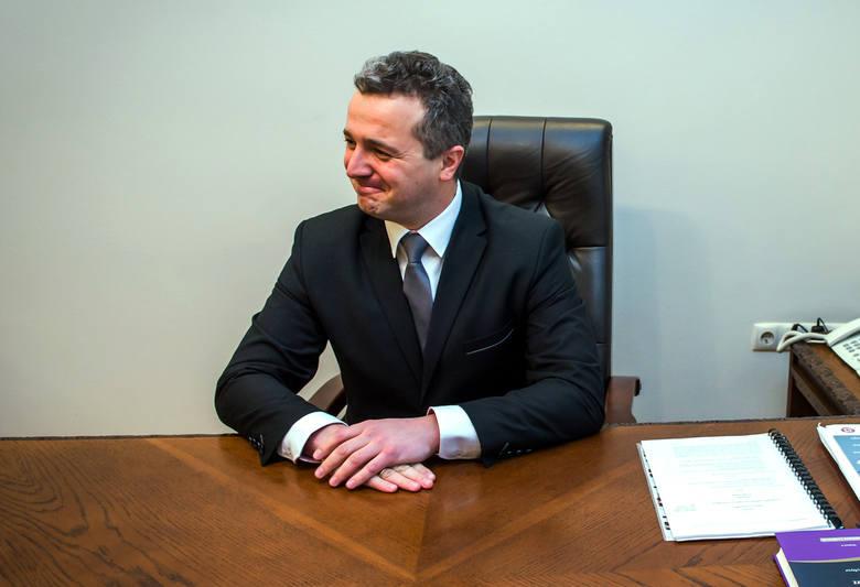 Mikołaj Bogdanowicz (PiS) wojewoda kujawsko-pomorski od 8 grudnia 2015 roku.