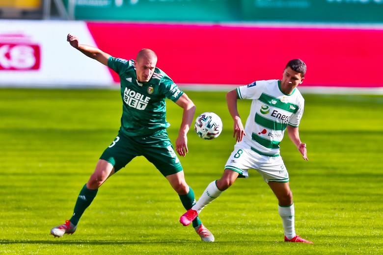 Śląsk Wrocław - Lechia Gdańsk 1:2. Porażka na zakończenie sezonu. Śląsk kończy na 5. miejscu w tabeli (WYNIK, RELACJA, SKRÓT, BRAMKI)
