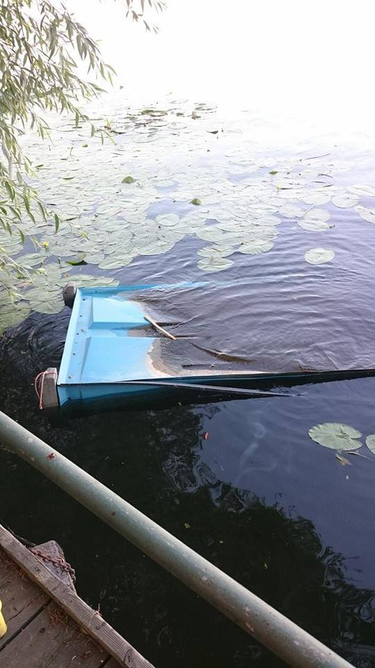 """Okazuje się, że mimo że w Odrze można znaleźć takie """"kwiatki"""", woda w rzece jest coraz czystsza. Więcej na ten temat przeczytasz w"""