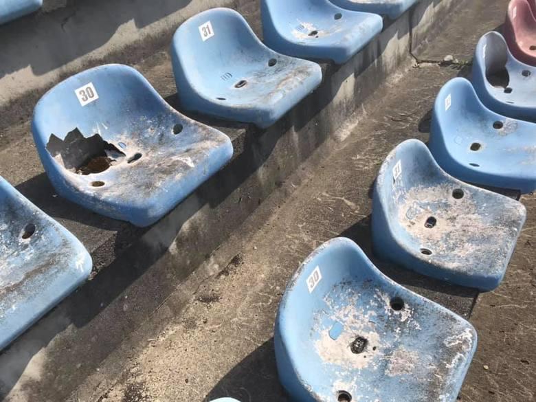 Stadion przy ulicy Bogumińskiej wymaga remontu