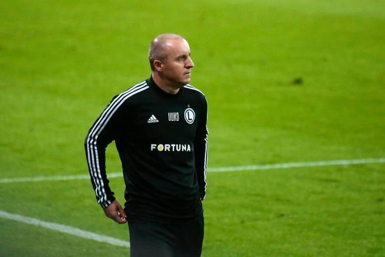 Aleksandar Vuković ma coraz większe pole manewru, jeśli chodzi o wybór składu Legii Warszawa. Niewykluczone więc, że dokona kilka zmian względem poprzedniego
