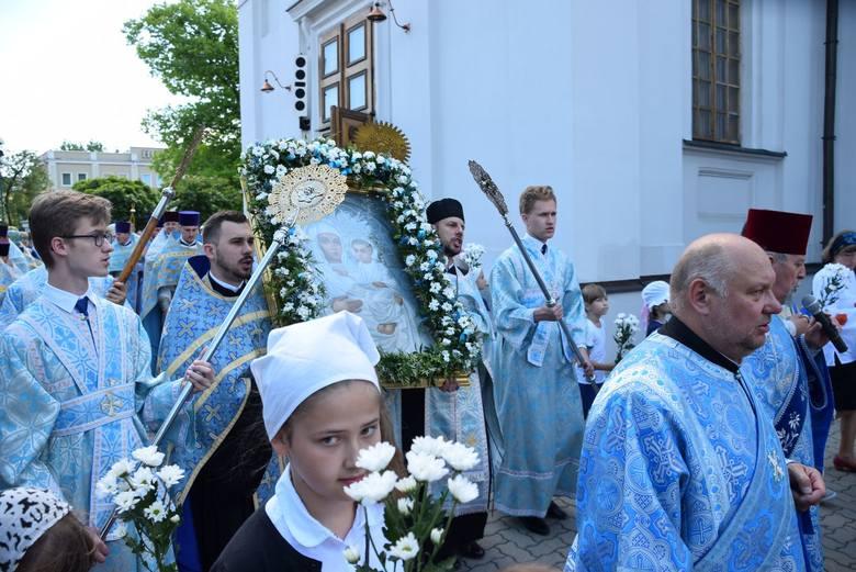 Święto Ikony Matki Bożej Białostockiej