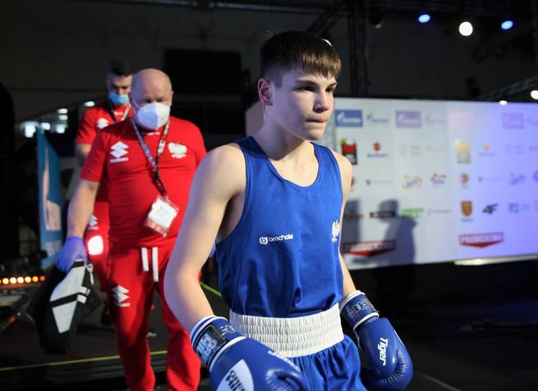 Paweł Sulęcki pierwszy raz boksuje w Kielcach. Chce zdobyć mistrzostwo świata [ZDJĘCIA]