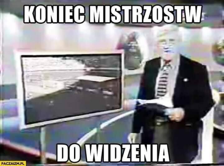 Euro 2020. MEMY po meczu Polska - Szwecja: koniec mistrzostw, do widzenia