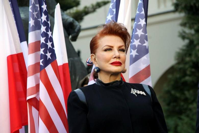 Ambasador USA w Polsce - Georgette Mosbacher
