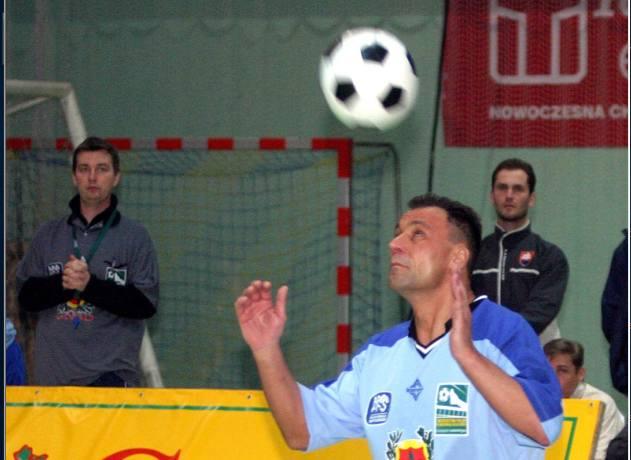 Wyjątkowy turniej piłkarski w sobotę w Rzgowie!