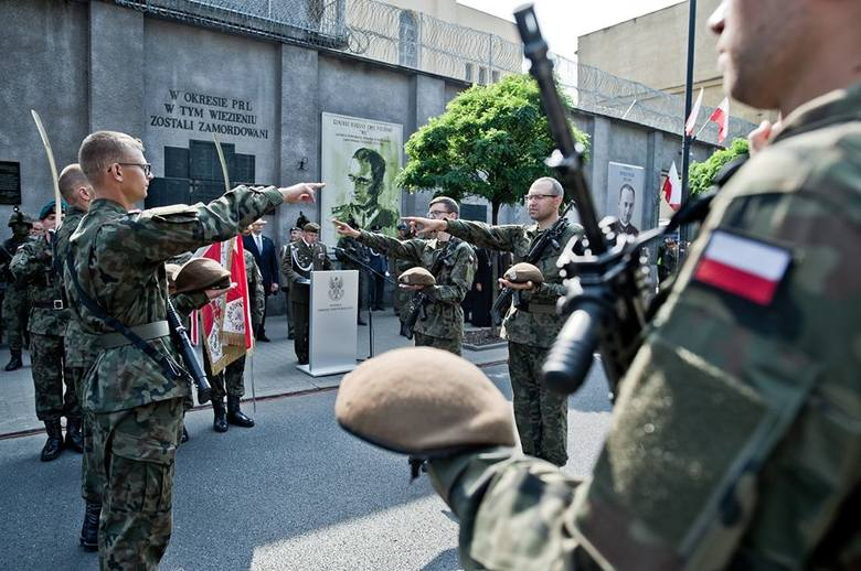 Przysięga odbyła się na terenie Muzeum Żołnierzy Wyklętych i Więźniów Politycznych PRL na warszawskim Mokotowie. Miejsce, które było niemym świadkiem