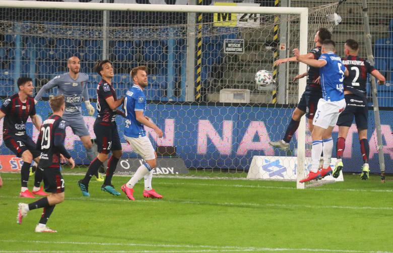 Lech Poznań - Pogoń Szczecin 0-0