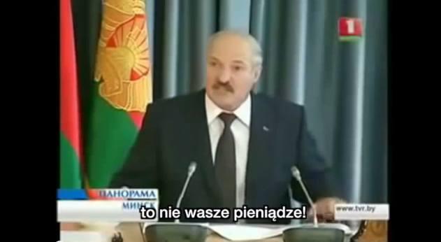 Prezydent Białorusi o igrzyskach w Krakowie [WIDEO]