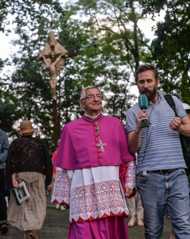 Były metropolita gdański, abp sen. Sławoj Leszek Głódź