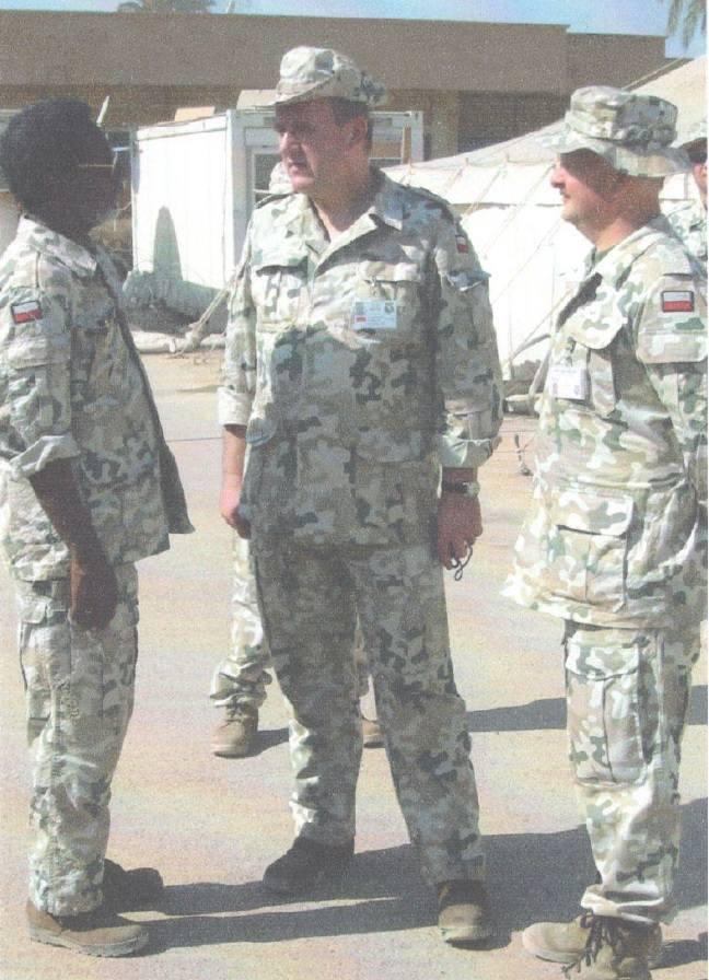 prof. Bogusław Pacek – wojskowy i naukowiec, profesor nauk społecznych, generał dywizji Wojska Polskiego w stanie spoczynku