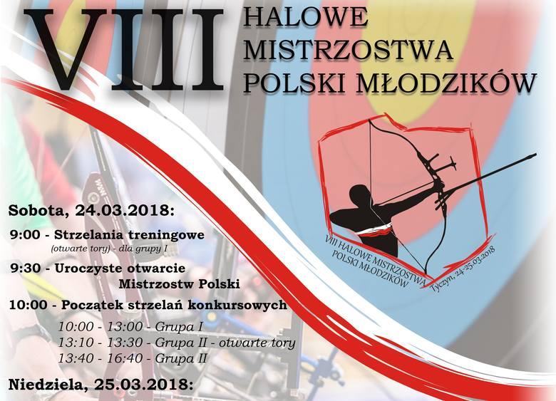 Łucznictwo: Mistrzostwa Polski Młodzików zostaną w weekend w Tyczynie. Podkarpacie wśród faworytów