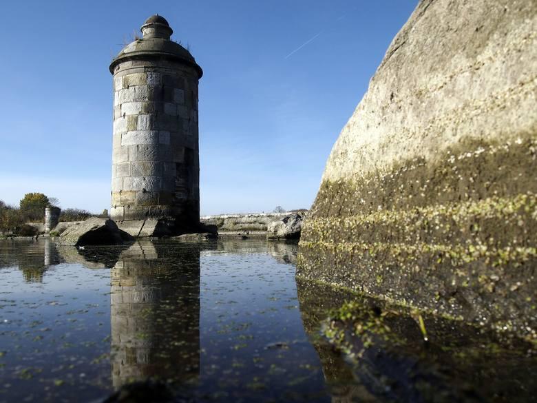 Śluza Kamienna w Gdańsku to jedyny taki zabytek w Europie! Niestety się rozpada [ZDJĘCIA]