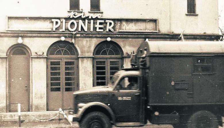 Pionier to kino, które trafiło do pierwszej ligi na świecie
