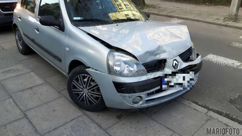 Dziś około godziny 7.00 opolscy policjanci próbowali zatrzymać do kontroli volkswagena golfa. Kierowca zignorował ich polecenia i zaczął uciekać. Na