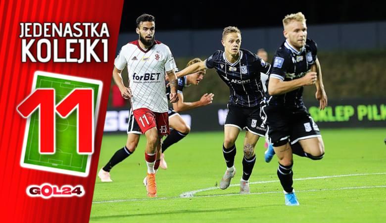 Za nami już trzecia seria gier. Na pozycję lidera wskoczył Lech Poznań - dzięki wygranej nad ŁKS-em Łódź (2:1). Ten wynik to duża zasługa nowego kapitana,
