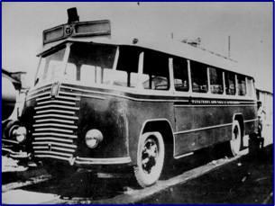 1948-1950 autobusy na podwoziach marki Fiat