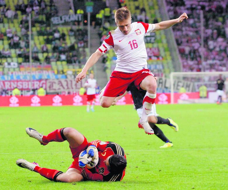 Jakub Błaszczykowksi nie zagra z RPA i Anglią.