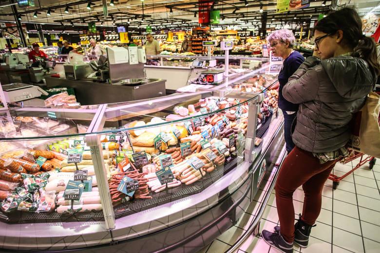Najnowsze dane dotyczące podwyżek cen mięsa i innych podstawowych produktów zaskakują. Niektóre z nich w styczniu 2020 r. w stosunku do grudnia ub. r.