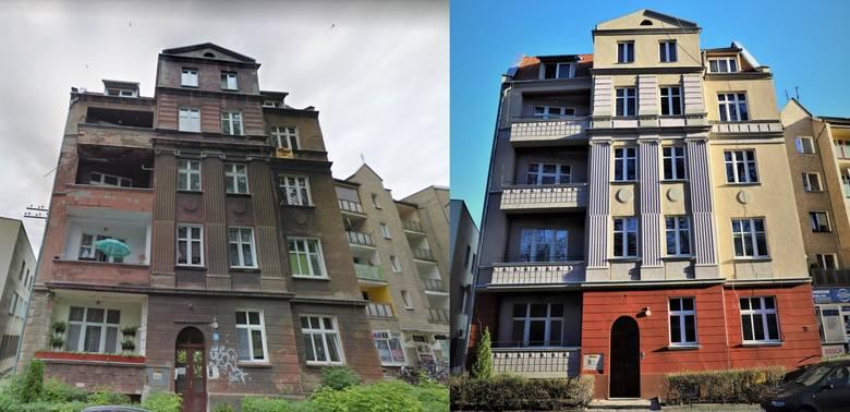 Zakończyły się trwające od wakacji prace związane z odnowieniem zabytkowej kamienicy znajdującej się przy ulicy Bolesława Chrobrego 28 w Brzegu. Roboty