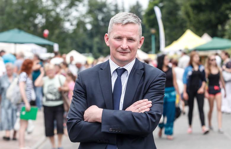 Robert Pieszczoch, dyrektor Podkarpackiego Ośrodka Doradztwa Rolniczego w Boguchwale