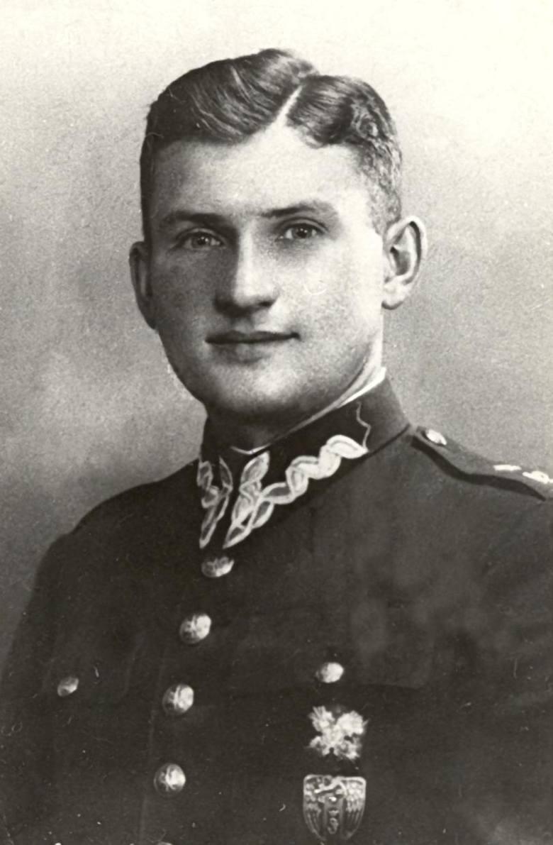 """Łukasz Konrad Ciepliński ps. """"Pług"""", """"Ostrowski"""", """"Ludwik"""", """"Apk"""", """"Grzmot"""","""