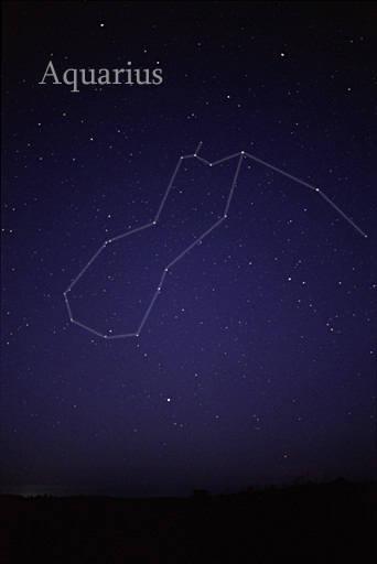 Gwiazdozbiór Wodnika