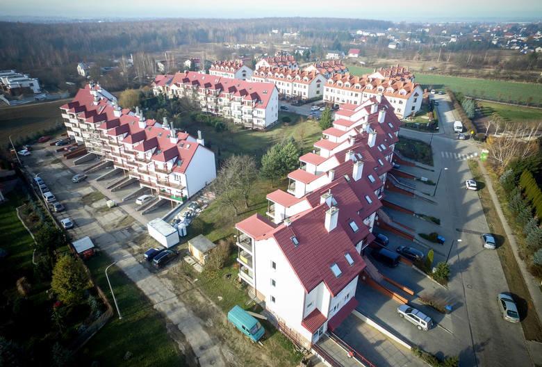 Budowa ul. Chabrowej, ul. Rozmarynowej i łącznika pomiędzy ul. Rozmarynową i ul. Lawendową